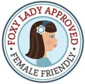 fox lady logo
