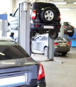 Vehicle Servicing at Clover