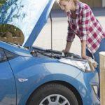 Car needing repair