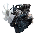diesel engine and filter