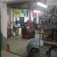 independent garage workshop