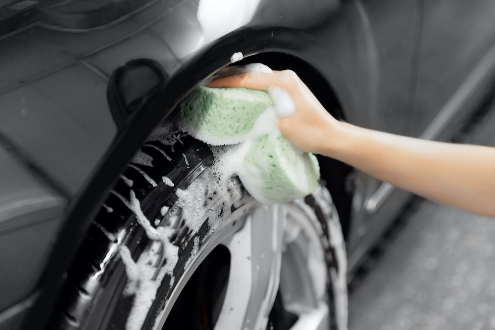 Car washing tips image